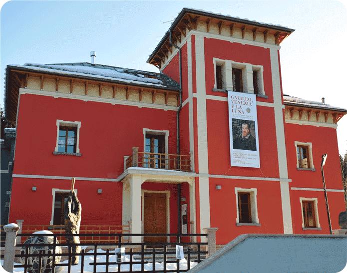 Millepini il palazzo del turismo di asiago for Residence ad asiago