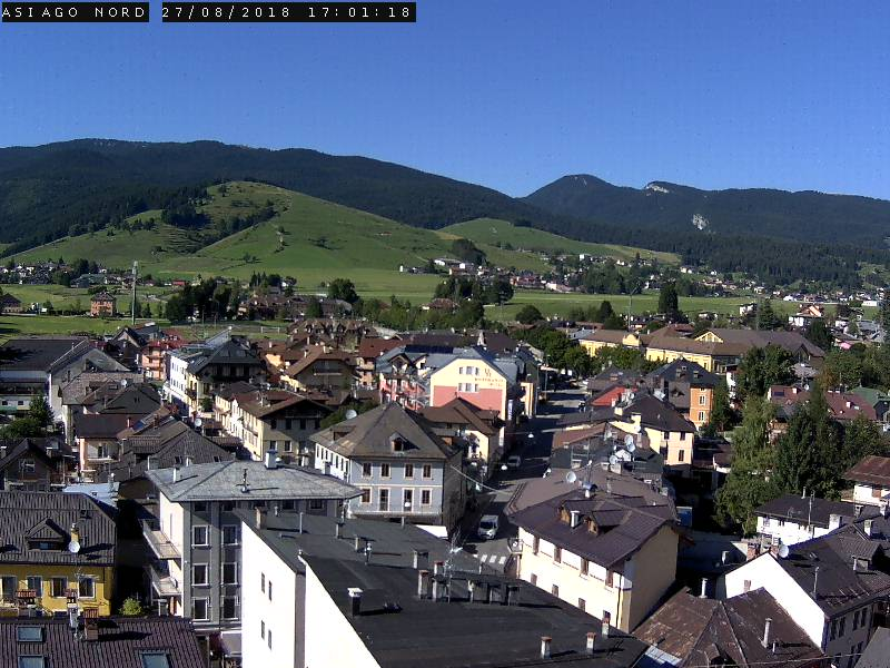Webcam Asiago Nord